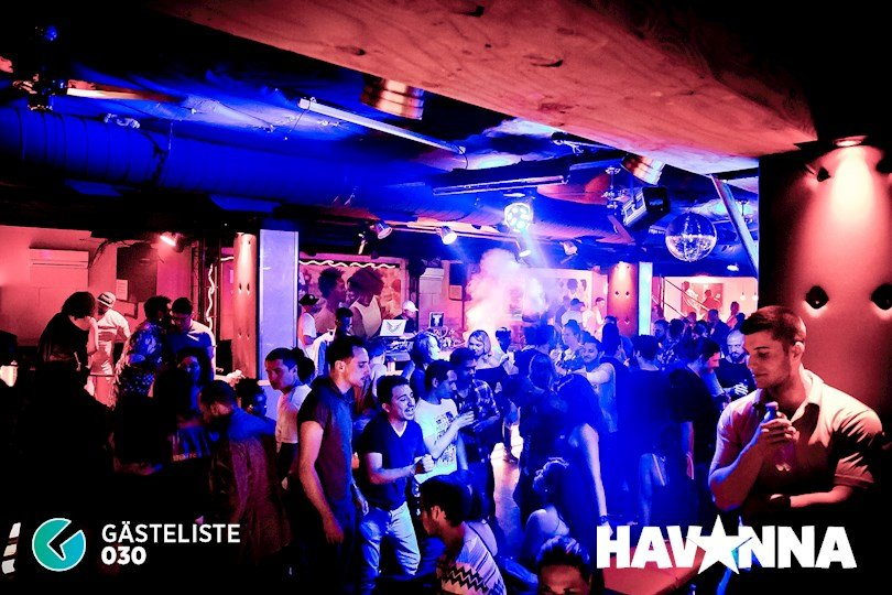 Partyfoto #14 Havanna Berlin vom 20.05.2018