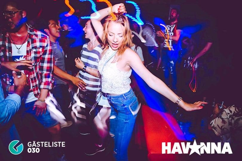 Partyfoto #1 Havanna Berlin vom 20.05.2018