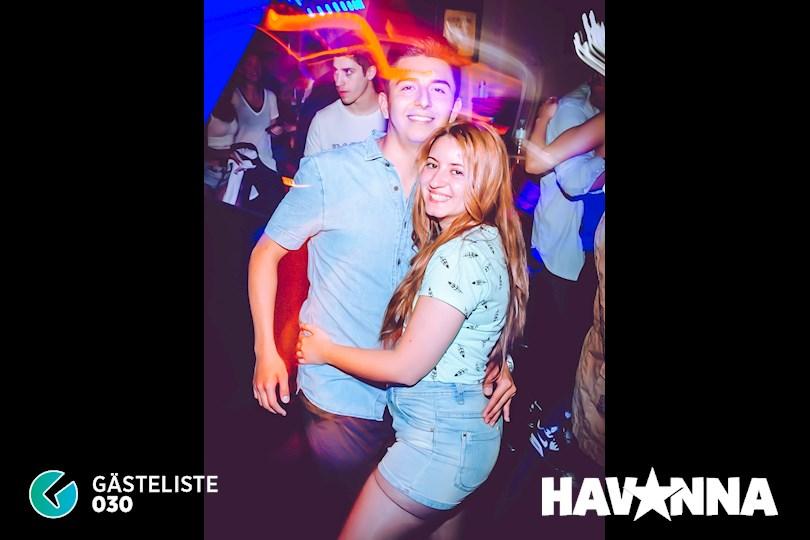 Partyfoto #18 Havanna Berlin vom 20.05.2018