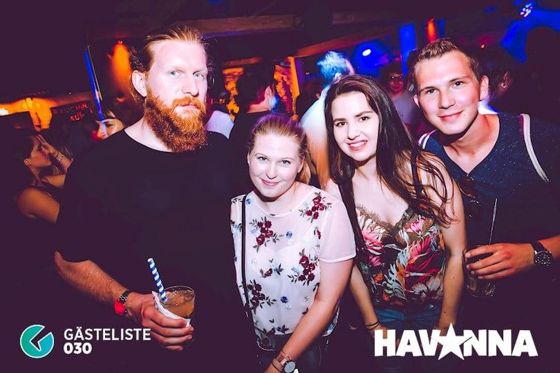 Partyfoto #58 Havanna Berlin vom 20.05.2018