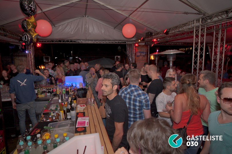 Partyfoto #12 Pirates Berlin vom 20.05.2018