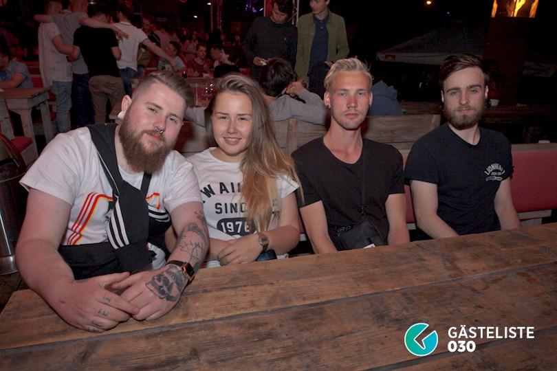 Partyfoto #21 Pirates Berlin vom 20.05.2018