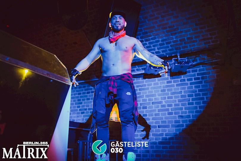 Partyfoto #41 Matrix Berlin vom 19.05.2018