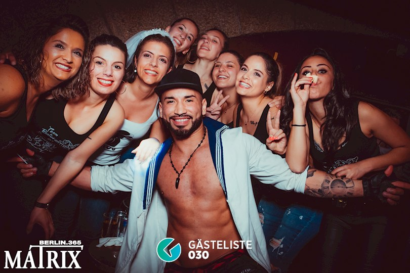 Partyfoto #36 Matrix Berlin vom 19.05.2018