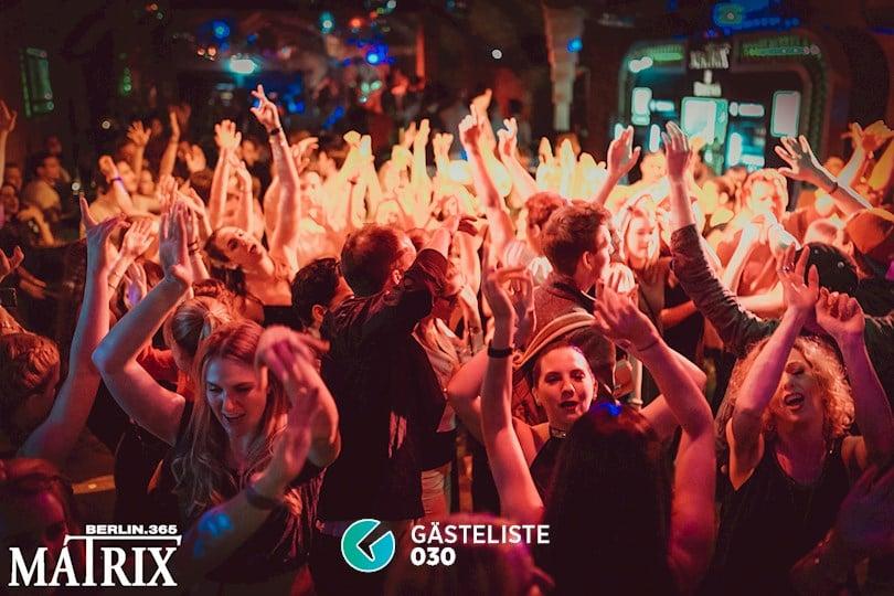 Partyfoto #22 Matrix Berlin vom 19.05.2018