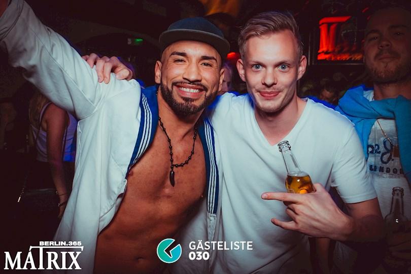 Partyfoto #102 Matrix Berlin vom 19.05.2018