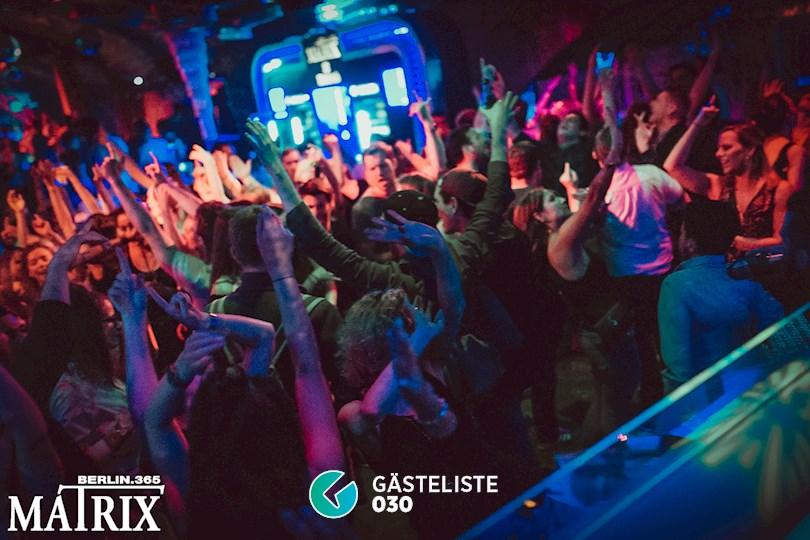 Partyfoto #51 Matrix Berlin vom 19.05.2018