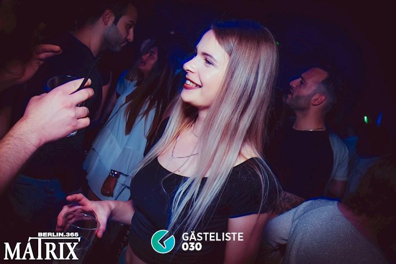 Partyfoto #55 Matrix Berlin vom 19.05.2018