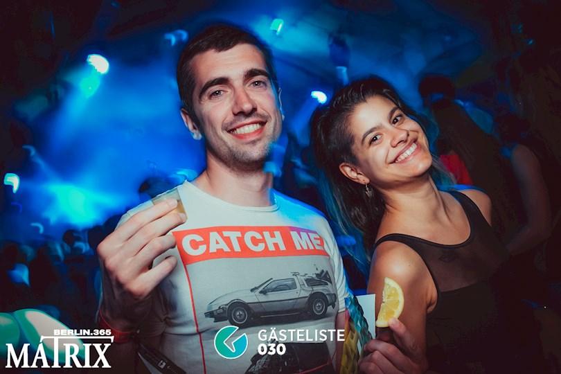 Partyfoto #100 Matrix Berlin vom 19.05.2018