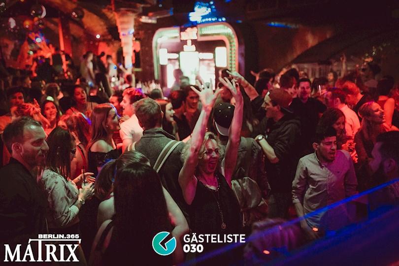 Partyfoto #126 Matrix Berlin vom 19.05.2018