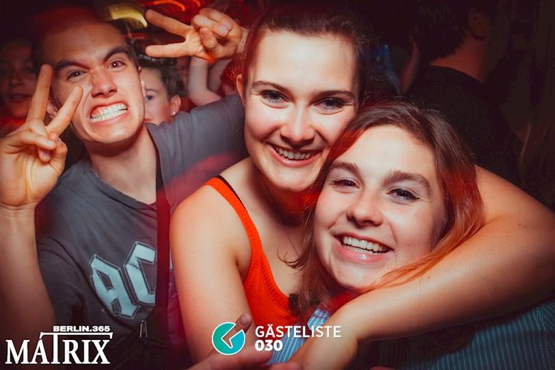 Partyfoto #77 Matrix Berlin vom 19.05.2018