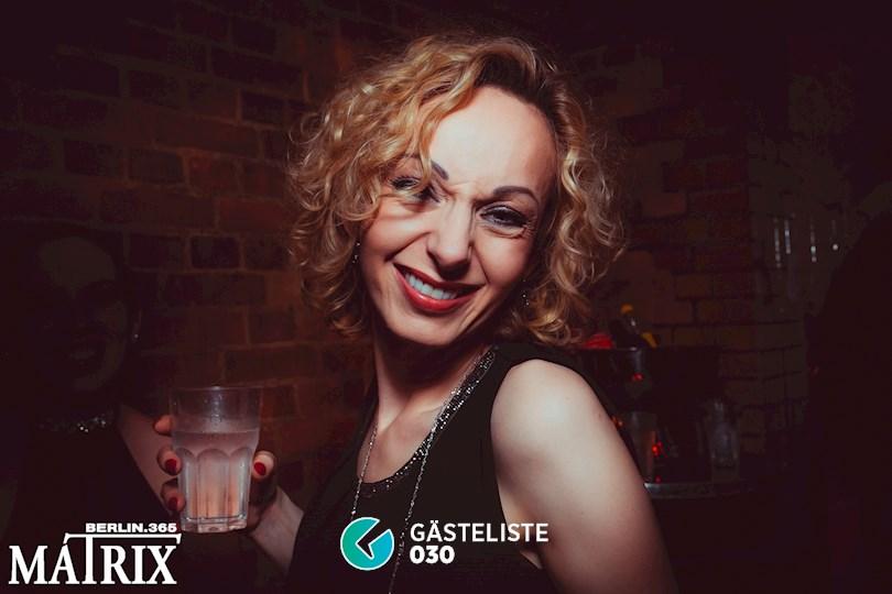 Partyfoto #104 Matrix Berlin vom 19.05.2018