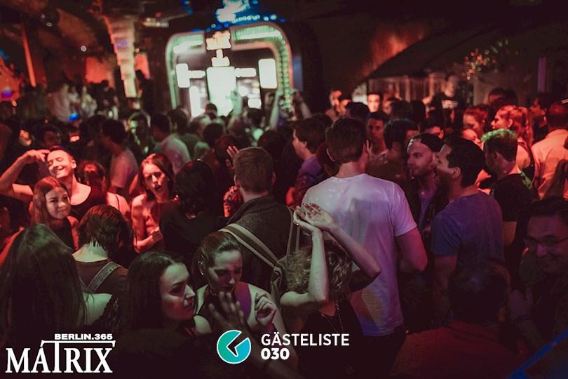 Partyfoto #99 Matrix Berlin vom 19.05.2018