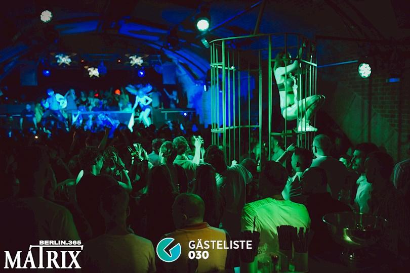 Partyfoto #90 Matrix Berlin vom 19.05.2018