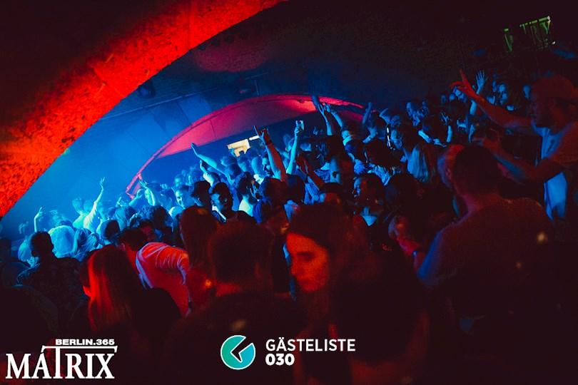 Partyfoto #14 Matrix Berlin vom 19.05.2018