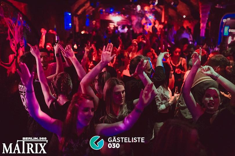 Partyfoto #56 Matrix Berlin vom 19.05.2018