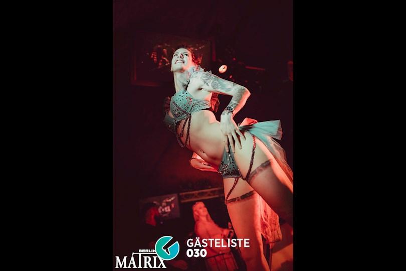 Partyfoto #42 Matrix Berlin vom 19.05.2018