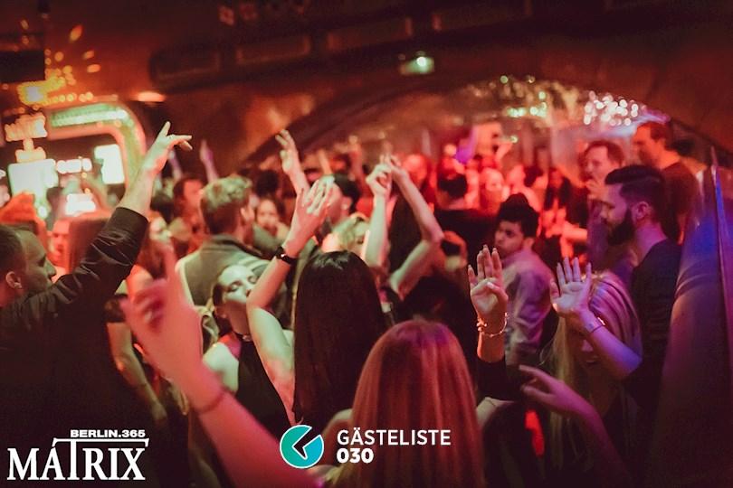 Partyfoto #123 Matrix Berlin vom 19.05.2018