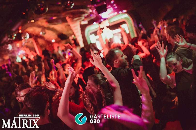 Partyfoto #39 Matrix Berlin vom 19.05.2018