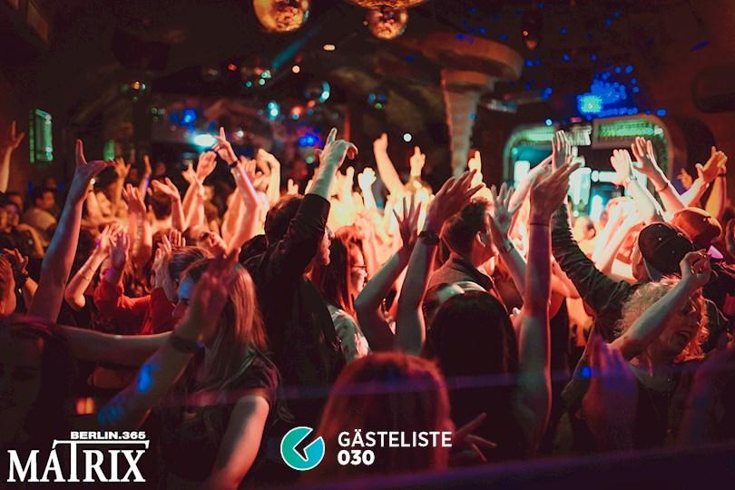 Partyfoto #9 Matrix Berlin vom 19.05.2018