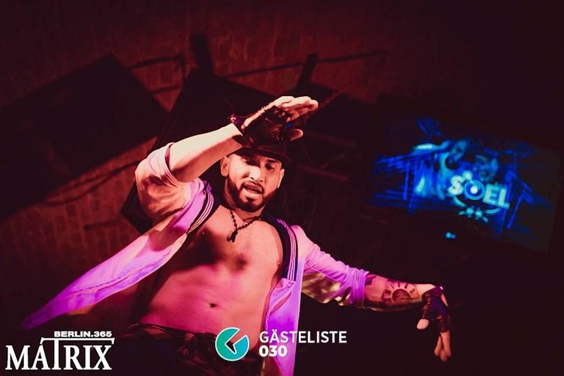 Partyfoto #113 Matrix Berlin vom 19.05.2018