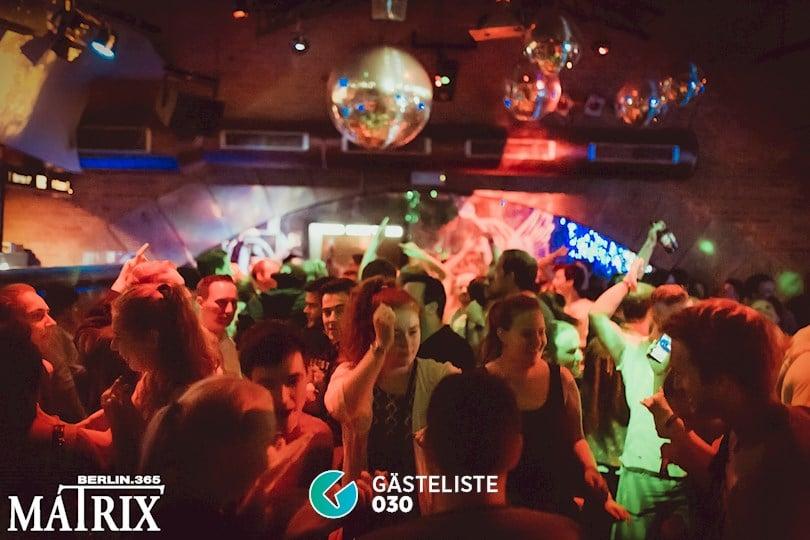 Partyfoto #53 Matrix Berlin vom 19.05.2018