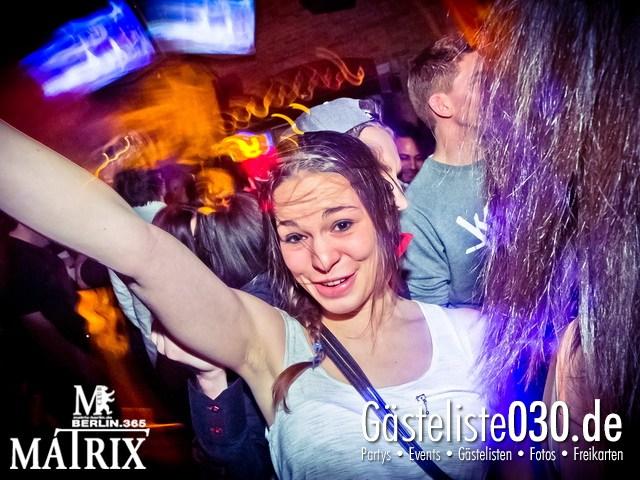 https://www.gaesteliste030.de/Partyfoto #108 Matrix Berlin vom 07.03.2013