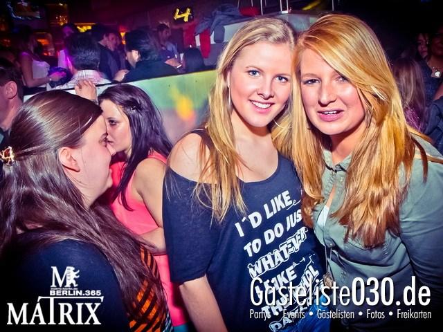 https://www.gaesteliste030.de/Partyfoto #43 Matrix Berlin vom 07.03.2013