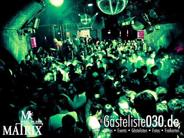 https://www.gaesteliste030.de/Partyfoto #109 Matrix Berlin vom 07.03.2013
