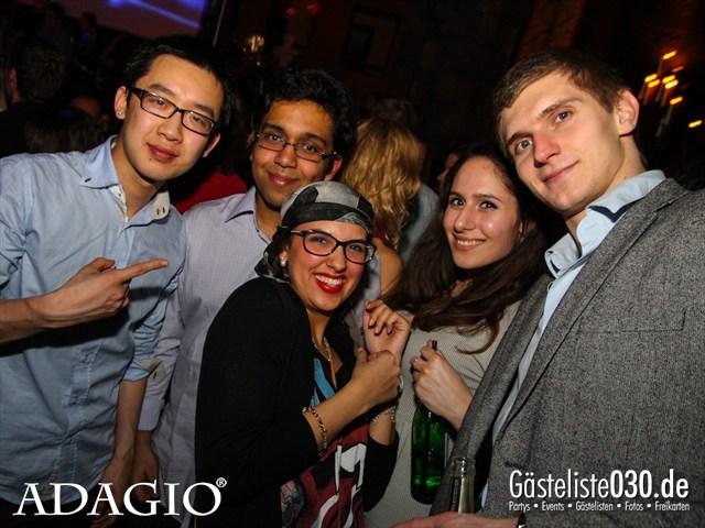https://www.gaesteliste030.de/Partyfoto #58 Adagio Berlin vom 09.03.2013