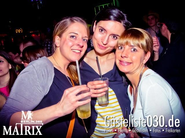 https://www.gaesteliste030.de/Partyfoto #63 Matrix Berlin vom 22.03.2013