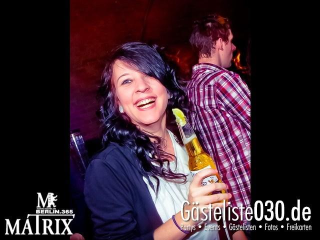 https://www.gaesteliste030.de/Partyfoto #54 Matrix Berlin vom 22.03.2013