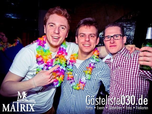 https://www.gaesteliste030.de/Partyfoto #56 Matrix Berlin vom 22.03.2013
