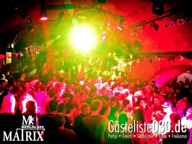 https://www.gaesteliste030.de/Partyfoto #113 Matrix Berlin vom 22.03.2013