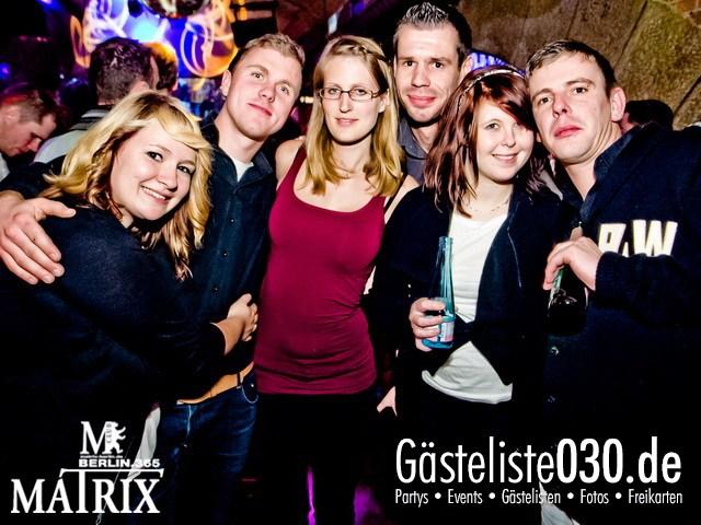 https://www.gaesteliste030.de/Partyfoto #70 Matrix Berlin vom 09.11.2012