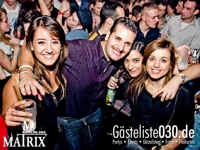 https://www.gaesteliste030.de/Partyfoto #86 Matrix Berlin vom 09.11.2012