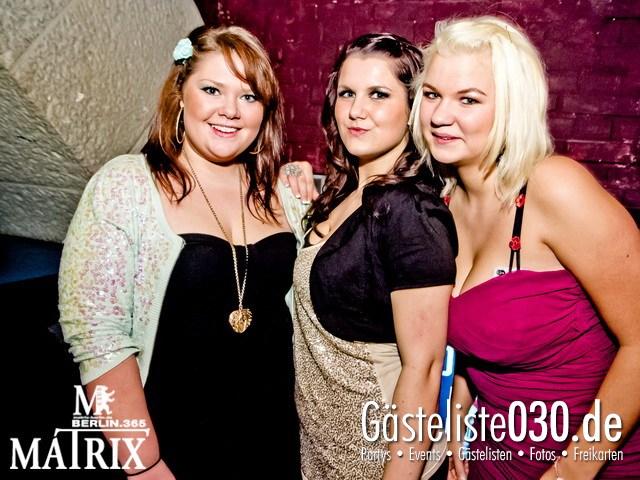 https://www.gaesteliste030.de/Partyfoto #30 Matrix Berlin vom 09.11.2012