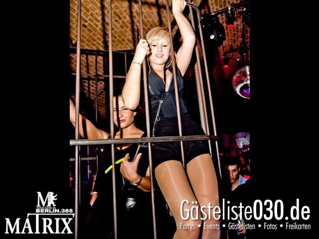 https://www.gaesteliste030.de/Partyfoto #24 Matrix Berlin vom 09.11.2012