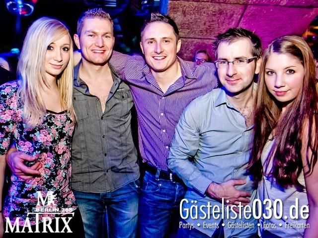 https://www.gaesteliste030.de/Partyfoto #61 Matrix Berlin vom 09.11.2012