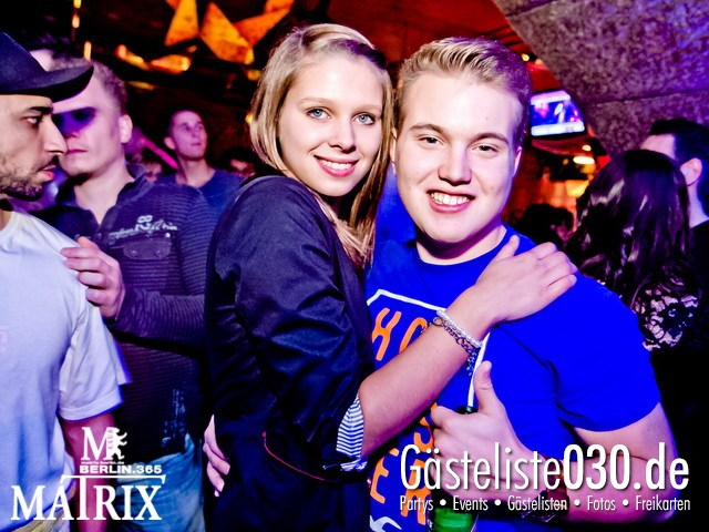 https://www.gaesteliste030.de/Partyfoto #95 Matrix Berlin vom 09.11.2012