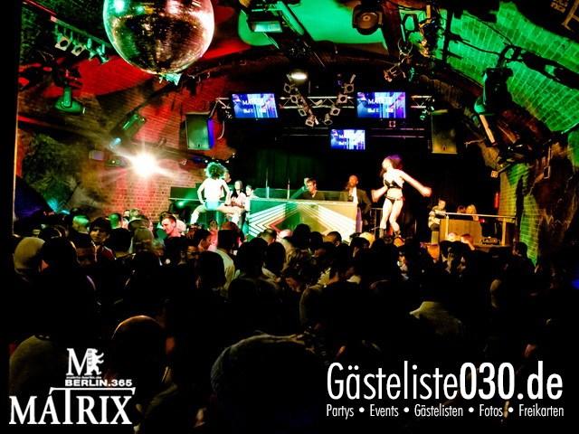 https://www.gaesteliste030.de/Partyfoto #20 Matrix Berlin vom 09.11.2012