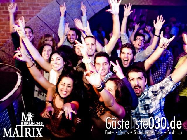https://www.gaesteliste030.de/Partyfoto #75 Matrix Berlin vom 09.11.2012