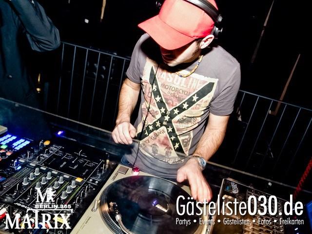 https://www.gaesteliste030.de/Partyfoto #62 Matrix Berlin vom 09.11.2012