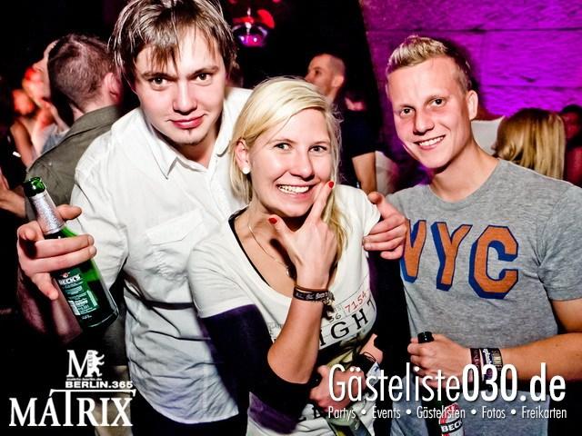 https://www.gaesteliste030.de/Partyfoto #54 Matrix Berlin vom 09.11.2012