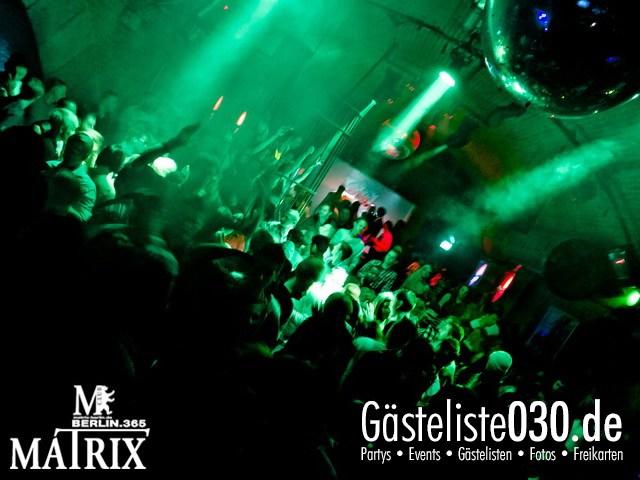 https://www.gaesteliste030.de/Partyfoto #36 Matrix Berlin vom 09.11.2012