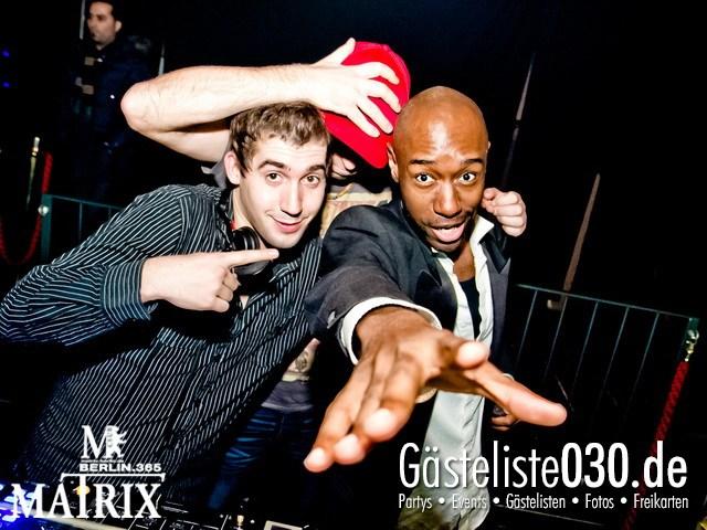 https://www.gaesteliste030.de/Partyfoto #26 Matrix Berlin vom 09.11.2012