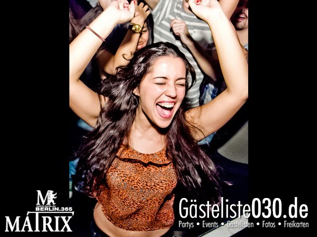 https://www.gaesteliste030.de/Partyfoto #22 Matrix Berlin vom 09.11.2012