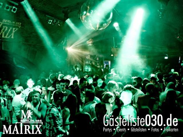 https://www.gaesteliste030.de/Partyfoto #84 Matrix Berlin vom 09.11.2012