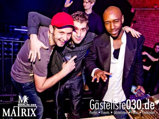 https://www.gaesteliste030.de/Partyfoto #81 Matrix Berlin vom 09.11.2012