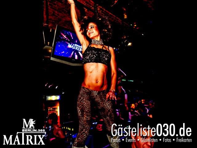 https://www.gaesteliste030.de/Partyfoto #46 Matrix Berlin vom 09.11.2012